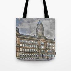 Glasgow Landmark Tote Bag