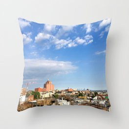 Welcome to BOHtimore, Hon! Throw Pillow