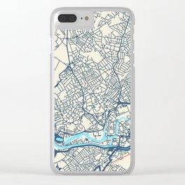 Bristol Clear iPhone Case