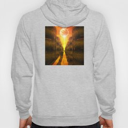 River Of Gold Hoody