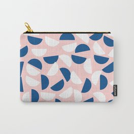 Semi Circles Carry-All Pouch
