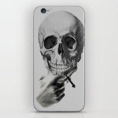 skull#05 iPhone & iPod Skin