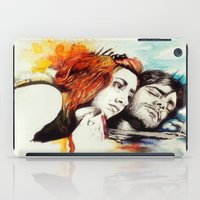 eternal sunshine iPad Cases featuring Eternal Sunshine by Alycia Plank