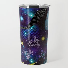 Cosmic Trip Travel Mug