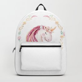 Unicorn for little princess Backpack
