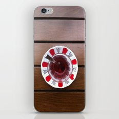 Tea iPhone & iPod Skin
