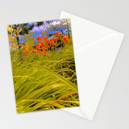 Paradise Lily Stationery Cards