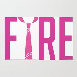 Chula Vista Fire Department Rug