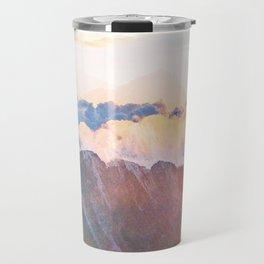 Mountain Glory #society6 #decor #buyart Travel Mug