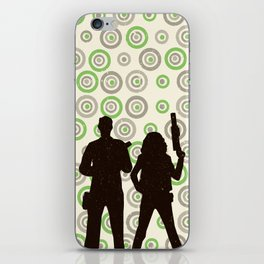 Middlemania! iPhone Skin