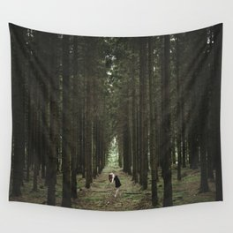The Woods of St Olof 2 Wall Tapestry