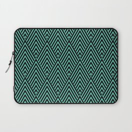 Triangle in Diamonds. Laptop Sleeve