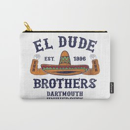 Peep Show - El Dude Brothers Carry-All Pouch