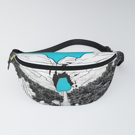 Heaven's Gate Tainmen Mountain Fanny Pack