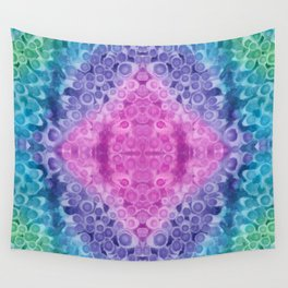 Dotted Aurora Wall Tapestry