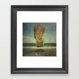 Ode to Magritte Framed Art Print