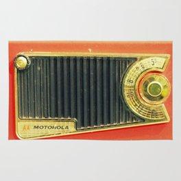 On the Radio... Rug