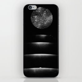 Staircase to the Moon iPhone Skin