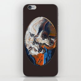 The Pharoah's Horses iPhone Skin