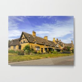 Alluring Cotswolds. Metal Print