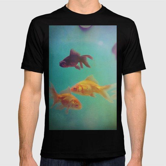 Three Fish More fish T-shirt