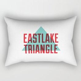 Eastlake Triangle Rectangular Pillow