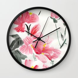 Twice As Nice Wall Clock