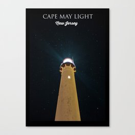 Cape May. Canvas Print