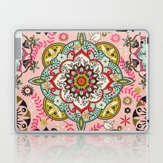 Mandala color pattern Laptop & iPad Skin