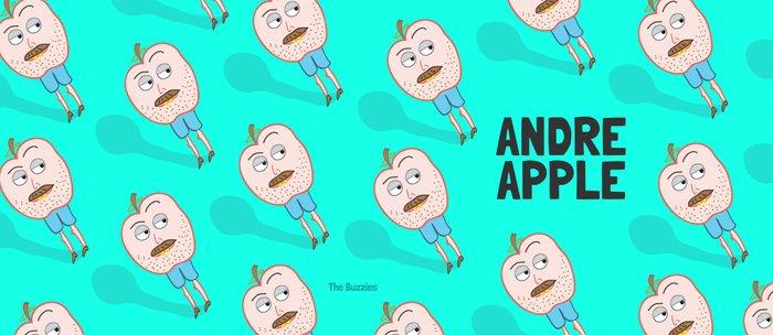 Andre Apple Coffee Mug