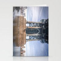 dumbo Stationery Cards featuring DUMBO by MikeMartelli
