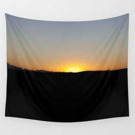 the sun will come out tomorrow Wall Tapestry