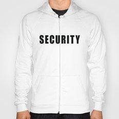 SECURITY TEE SHIRT inverse edition Hoody