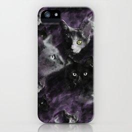 Kittecat iPhone Case