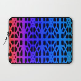 Colored Panel Laptop Sleeve