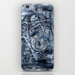 Voodoos iPhone Skin