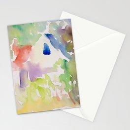 Summer Garden Light Stationery Cards