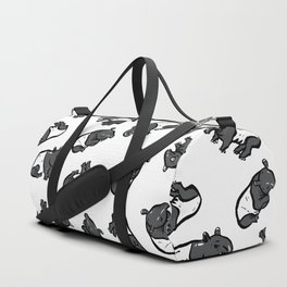 Malayan tapir Duffle Bag