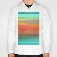 trippy Hoodies featuring Trippy Serape by Cultivate Bohemia