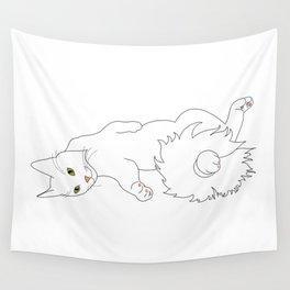 Tails from the C@ Wall Tapestry