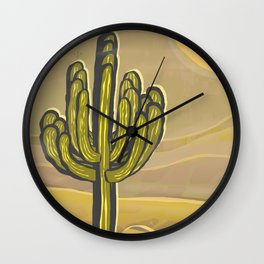 Drought Wall Clock