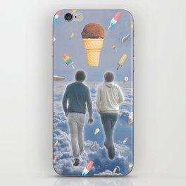 Bill & Nick's Ice Cream Adventure! iPhone Skin
