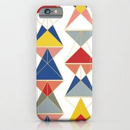 Triangular Affair II iPhone Case