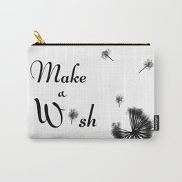 Dandelion Wish Carry-All Pouch