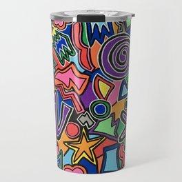 Libmandy Art: COLOR EXPLOSION Travel Mug