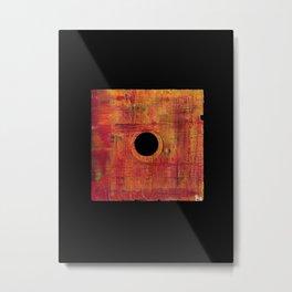Floppy 20 Metal Print