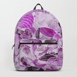 Shells V03 FUCHSIA Backpack