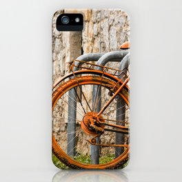 unterwegs_1198 iPhone Case