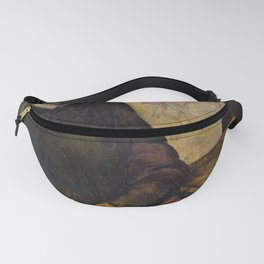 13,000px,600dpi-Diego Rivera - The Mathematician - Digital Remastered Edition Fanny Pack