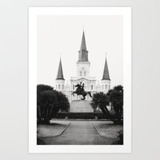 Heart and Soul of New Orleans Art Print